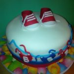 Petites Sucreries - Gâteau au Fondant Bébé