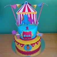 Petites Sucreries - Gâteau au Fondant Cirque