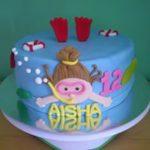 Petites Sucreries - Gâteau au Fondant Animés