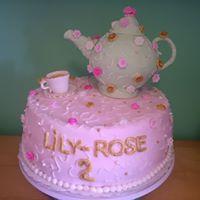 Petites Sucreries - Gâteau au Fondant Heure du thé