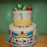 Petites Sucreries - Gâteau au Fondant Hungry Caterpillar