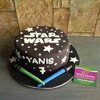 Petites Sucreries - Gâteau au Fondant Star Wars