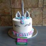 Petites Sucreries - Gâteau au Fondant La Licorne