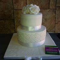 Petites Sucreries - Gâteau au Fondant Noces Marriage