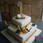 Petites Sucreries - Gâteau au Fondant Religieux