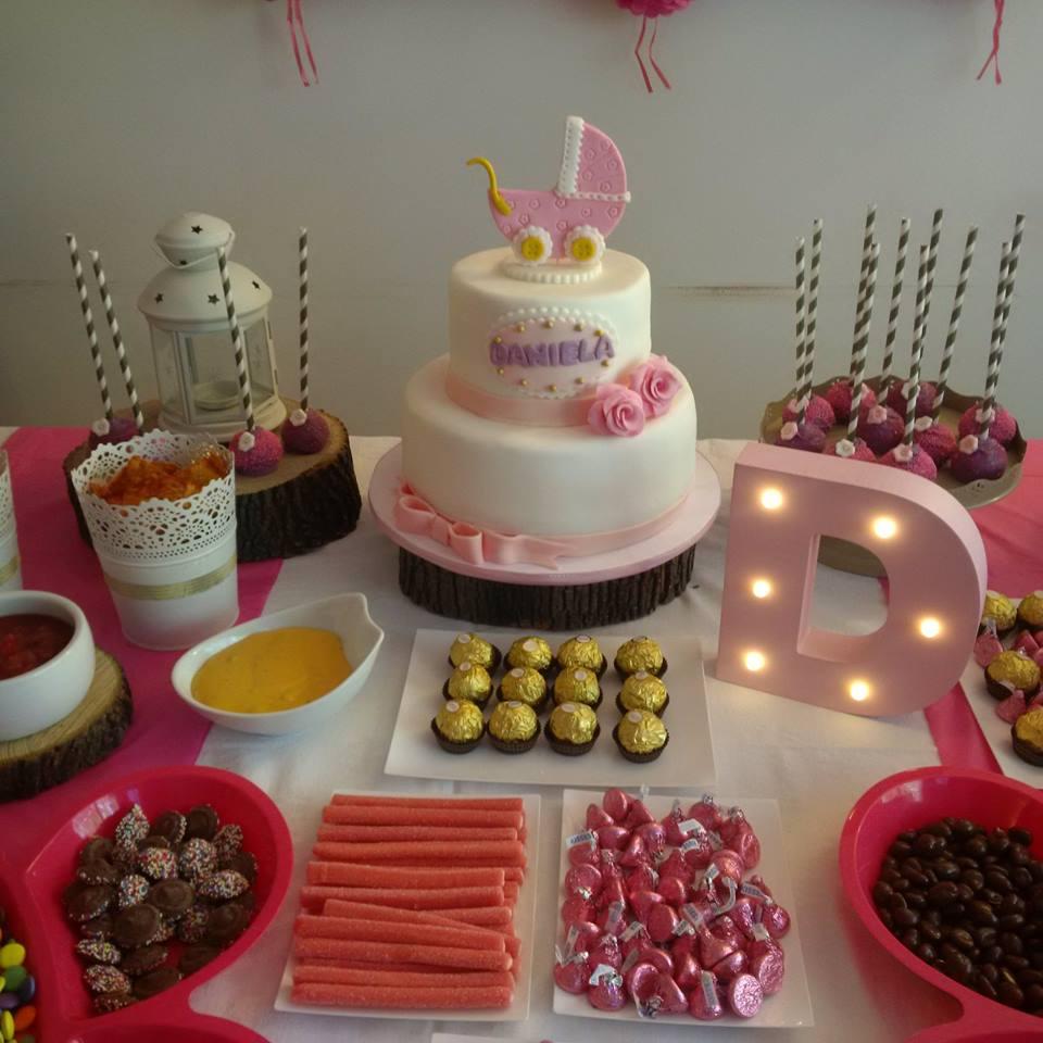 Petites sucreries - Mesas dulces para Baby Shower