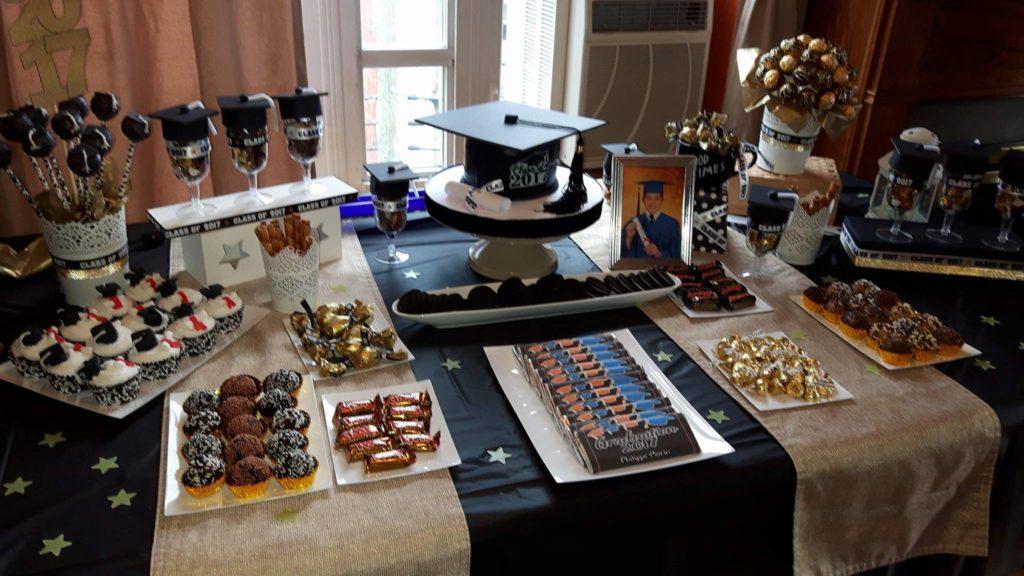 Petites Sucreries - Mesas dulces de Graduacion