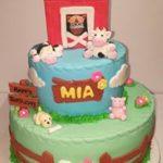Petites Sucreries - Gâteau au Fondant La Ferme