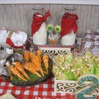 Petites Sucreries - Tables sucrées