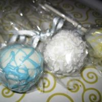 Petites Sucreries - Cakepops
