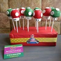 Petites Sucreries - Cakepops Mario Bros