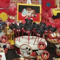 Petites Sucreries - Cakepops Mickey Mouse